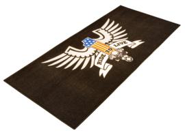 Garagemat / Milieu Mat  armerican eagle