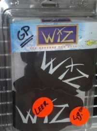 Kneeslider  WIZ black LEER GP