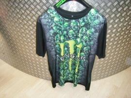 t-shirt / crossshirt korte mouw XL/XXL