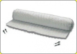 uitlaatdemper materiaal 370mm re-fil / repack / na-vul set