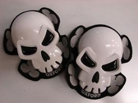kneeslider skull wit