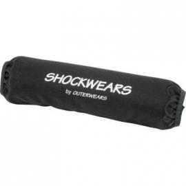 vering bescherming Shockwears zwart 1 stuk