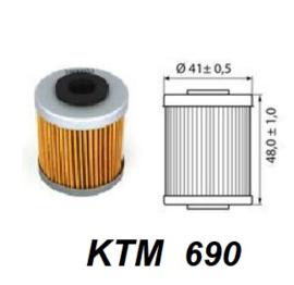 oliefilter 651 KTM 690