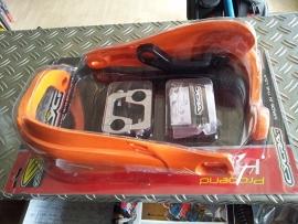 handkappen brush guards Stuurhand/hendel bescherming KTM CyCra Oranje