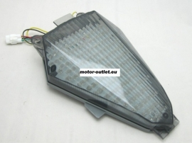 achterlicht Yamaha R6 (06-07)  led met ingewerkte richtingaanwijzers