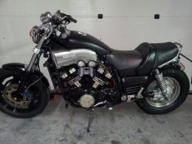 motor te koop: Yamaha V-max 1200 Black(VERKOCHT)