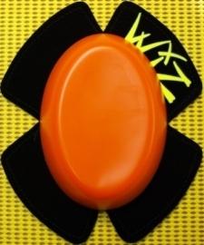 Kneeslider vonken WIZ oranje