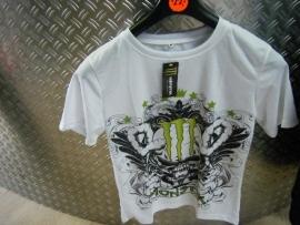 t-shirt / crossshirt korte mouw M