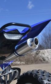 uitlaatdemper  Yamaha Raptor700