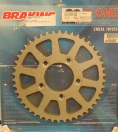 Kettingwiel (7) 5 - 5216 - 47 Braking B-one