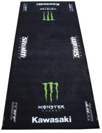 Garagemat / Milieu Mat  MONSTER XL limited Edition 240x105cm