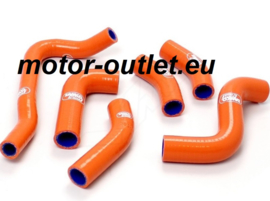SAMCO Sport  radiateurslangen KTM-28ORANGE  SX400 00-03