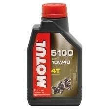 olie  Motul 5100 4T  10W40    Semi-Synthetic 1L