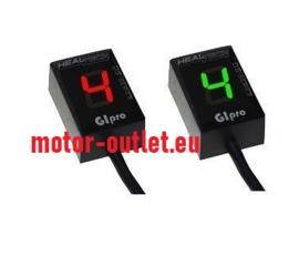 Versnellings indicator GIpro Kawasaki GPX-K01 groen of rood