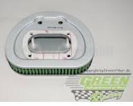 Luchtfilter Green MHD0566 Harley Davidson