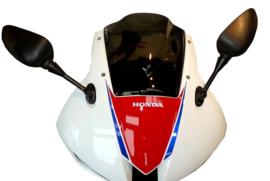 Kuipruit Honda CBR600RR 13-15  dark smoke Fabbri
