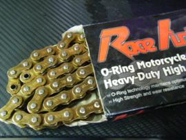 ketting RaceLink  - 530 O-ring gold- (100 schakels) gold >80pk
