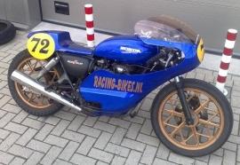 motor te koop: Honda CB500 (VERKOCHT)