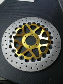 braking voorremschijf BREMBO MQ Floating Front Disk,  296mm