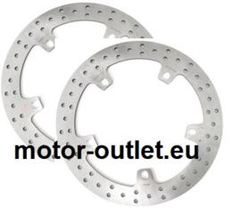 Braking voorremschijven SET  BMW MotoMaster (demo)