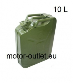 Jerry Can Metaal 10L
