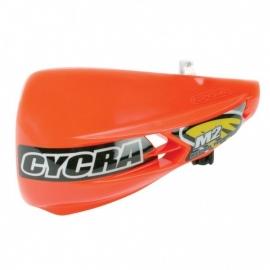 handkappen brush guards Stuurhand/hendel bescherming M2 CyCra Oranje