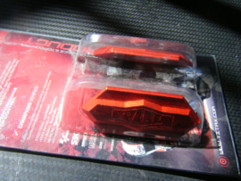 Spiegel gat afdichting TITAX  MCR121  kawasaki ZX10R kleur rood