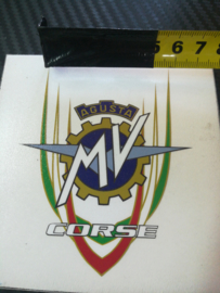MV Augusta logo sticker