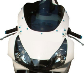 Kuipruit Honda CBR900RR 02-03  Light smoke Fabbri