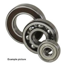 lager achterwiel HONDA Triumpf 61908/6908 2RS1 (40x62x12mm)