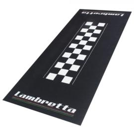 Garagemat / Milieu Mat Lambretta