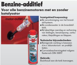 Brandstofsysteem Wurth cleaner 300ML