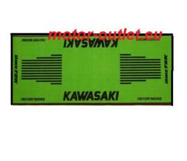 Garagemat / Milieu Mat Kawasaki