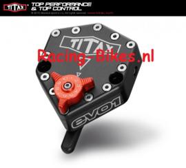 Stuurdemper Titax RotaryBlack