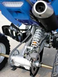 achterlicht Yamaha Raptor 450/700  led  smoke met richtingaanwijzer pinkers