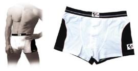 Boxershort MOTOGP zwart/wit maat L