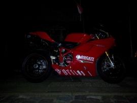motor te koop: Ducati 1098S (VERKOCHT)