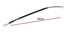remleiding rvs voorzijde CROSS 94cm
