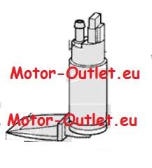 BENZINEPOMP INTANK Honda/Triumph/BMW/Ducati