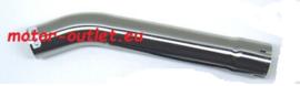 uitlaat linkpipe Yamaha R6 03-05