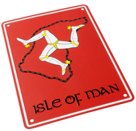 Parkeer Bord   / Parking Signs Isle of man