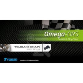 ketting Tsubaki  - 530 Omega ORS - (118 schakels) >140pk