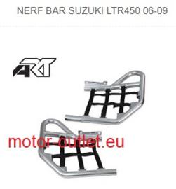 nerf bar set suzuki LTR 450