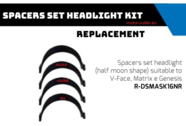 koplamp spacer kit