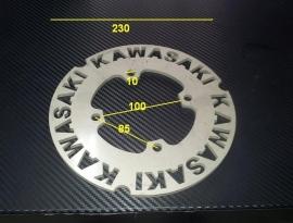 Braking Achterremschijf Kawasaki