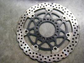 Braking voorremschijf gebruikt Kawasaki Z750 / Z1000 / ZX6R / ER6 /