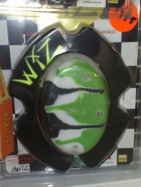 Kneeslider vonken WIZ green/black/white