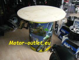 Oil Drum Table tafel