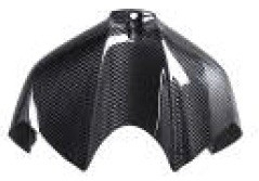 Tank Cover Carbon   R6 06-07