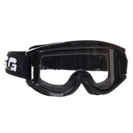 Crossbril zwart WSG